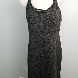 MPG Mondetta gray/black Performance Dress 71520-3C
